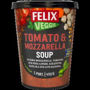 Tomat och mozarellasoppa 470g