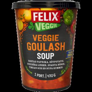 Veggie Goulashsoppa 470g