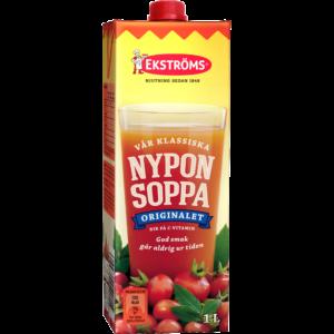 Nyponssoppa 1L