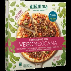 Pizza Mexicana 350g