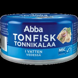 Tonfisk i vatten 200g