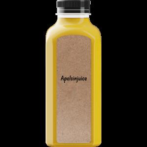 Apelsinjuice 850ml