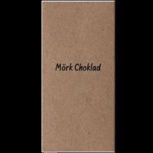Mörk choklad 80g