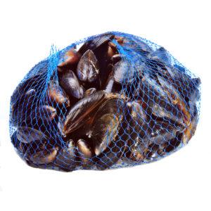Odlade blåmusslor 1kg